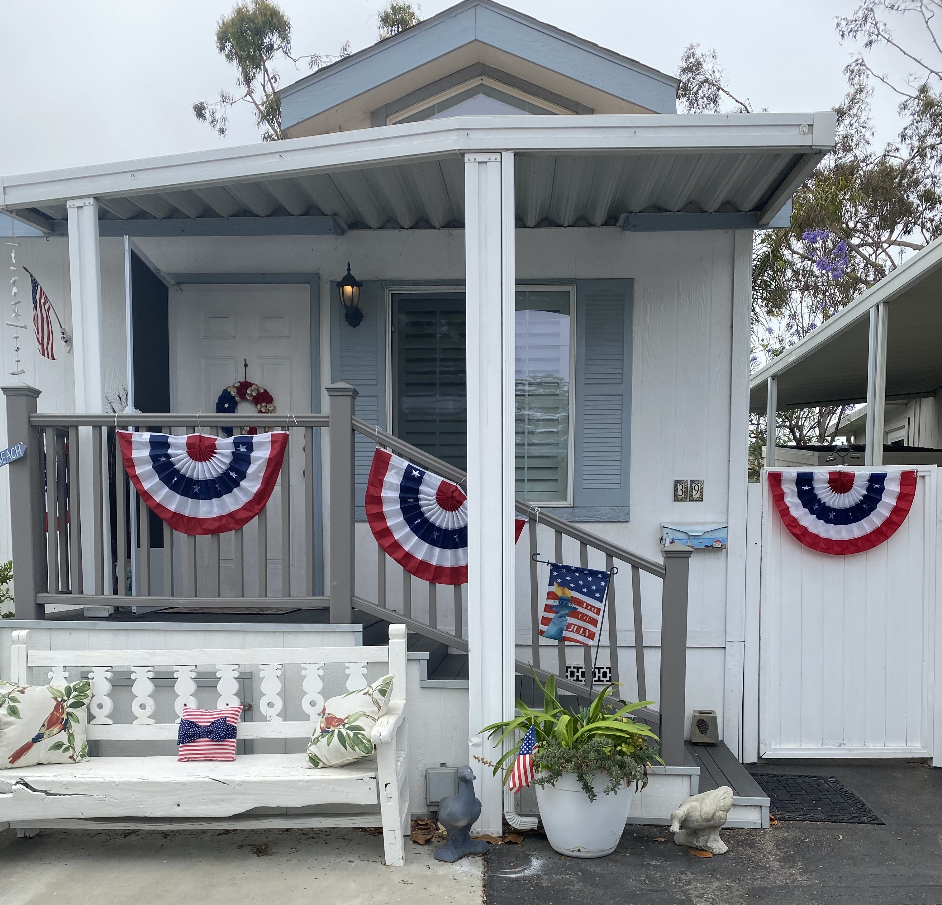 July 4th Home Contest